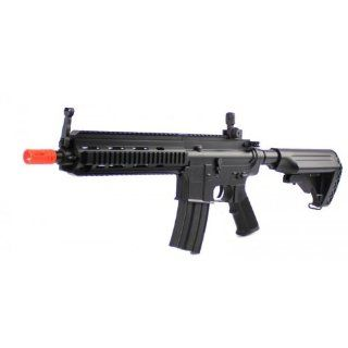 Double Eagle M804A1 614 Electric Airsoft Gun AEG Full Auto FPS 315 Rifle  Sports & Outdoors