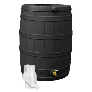 Good Ideas Rain Wizard Starter Kit   Rain Barrels