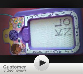 VTech Doc McStuffins Doc's Talk and Trace Clipboard Toy: Toys & Games