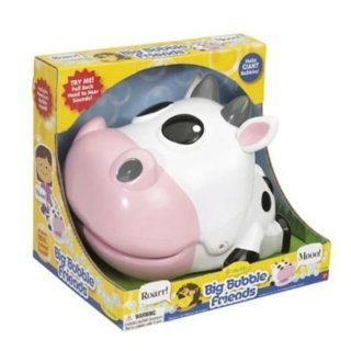 Little Kids Big Bubble Friends Cow Toys & Games