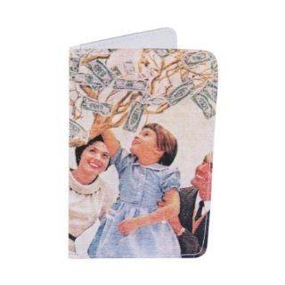 Family Money Tree Gift Card Holder & Wallet