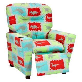 Kidz World Kids Recliner   Rex Harmony   Chairs