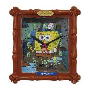 Spongebob Squarepants Frame Wall Clock