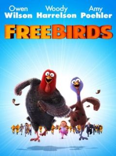 Free Birds: Owen Wilson, Woody Harrelson, Amy Poehler, George Takei:  Instant Video