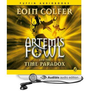 Artemis Fowl and the Time Paradox (Audible Audio Edition): Eoin Colfer, Adrian Dunbar: Books