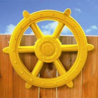 Eastern Jungle Gym Deluxe Captains Ship Wheel   Swing Set Accessories