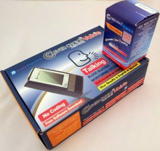 Clever Choice Voice Blood Glucose Test Strips 50's