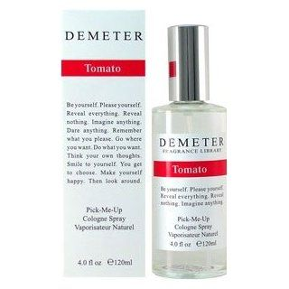 Demeter Fragrances   Tomato 4.0 oz Pick Me Up Cologne Spray : Beauty
