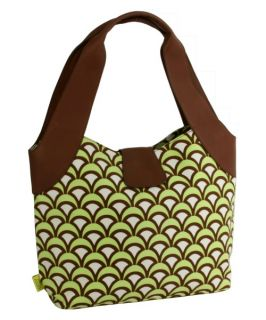 Amy Butler for Kalencom Supernatural Collection Sweet Rose Tote Bag   Passion Lily Turquoise   Luggage