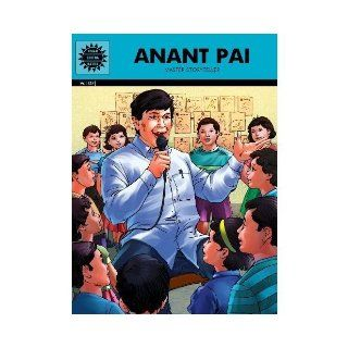 Anant Pai   Master Storyteller (Amar Chitra Katha, 834): Gayathri Chandrasekaran: 9788184827309: Books