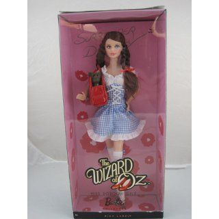 Wizard of Oz Dorothy Barbie Doll Toys & Games