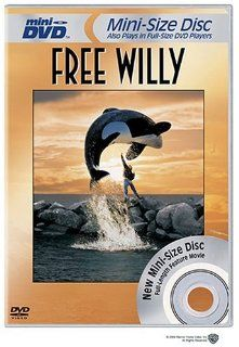 Free Willy (Mini DVD): Jayne Atkinson, Michael Bacall, Danielle Harris, Michael Ironside, Michael Madsen, Lori Petty, Jason James Richter, Richard Riehle, August Schellenberg, Mykelti Williamson, Lynda Gordon, Judy Taylor, Betsy Toll, Tom Lasswell, Keiko t
