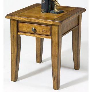 Liberty Furniture Treasures Oak End Table   End Tables