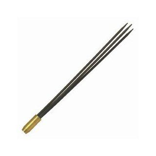New JBL #845 Stainless Steel Paralyzer Tip with Spring Steel Tines   6mm  Ice Fishing Spearing Equipment  Sports & Outdoors