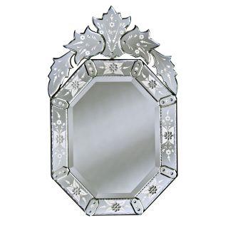 Olivia Venetian Medium Wall Mirror   20W x 33H in.   Wall Mirrors