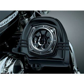 Kuryakyn 877 Kicker Fairing Lower Speakers For Harley Davidson Touring & Trike Models Automotive