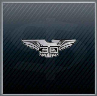 Ford Falcon GT GL 30 Anniversary Emblem Limited Edition Car Sticker Decal
