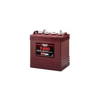 Trojan T 890 8V 190Ah Flooded Lead Acid GC8 Deep Cycle Battery