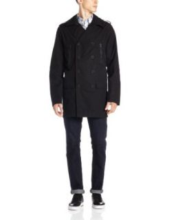 DKNY Jeans Men's Unlined Trench Coat at  Men�s Clothing store: Trenchcoats