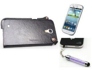 Harvard kid KASHIDUN Original SHANG Series Premium Protective Sleeve for Samsung Galaxy Mega 5.8 I9150 with Screen Protector + Crystal Stylus: Cell Phones & Accessories
