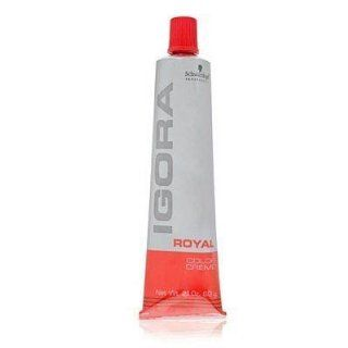 Schwarzkopf Igora Royal Color Creme Tube 7 80 Medium Blonde Red Natural  Chemical Hair Dyes  Beauty