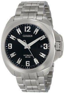 "Citizen Men's NB0070 57E  ""Grand Touring"" Signature Automatic Movement Sapphire Crystal Dress Watch Watches"