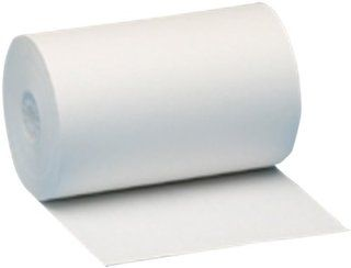 Nashua/RX Technologies Bond Cash Register Paper, 4.5 Inch x 2.875 Inch x 150 Feet, Box of 50 Rolls (6201) : Blank Receipt Forms : Office Products