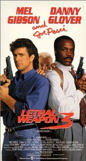 Lethal Weapon 3 (Widescreen Edition) [VHS]: Mel Gibson, Danny Glover, Joe Pesci, Rene Russo, Stuart Wilson, Steve Kahan, Darlene Love, Traci Wolfe, Damon Hines, Ebonie Smith, Gregory Millar, Nick Chinlund, Richard Donner, Alexander B. Collett, Jennie Lew T