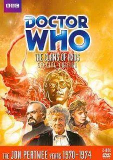 Doctor Who: The Claws Of Axos (Story 57)   Special Edition: Jon Pertwee, Katy Manning, Nicholas Courtney, Richad Franklin, John Levene, Roger Delgado, Paul Grist, Michael Ferguson, Berry Letts, Bob Baker, Dave Martin: Movies & TV