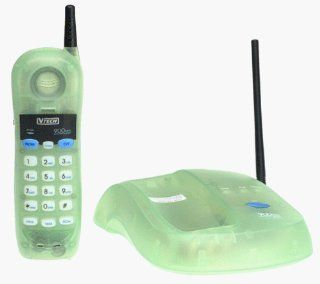 VTech 9111 900 MHz Cordless Phone (Green)  Electronics