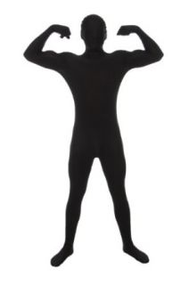 Black Full Body Suit   X large Adult Sized Costumes Clothing