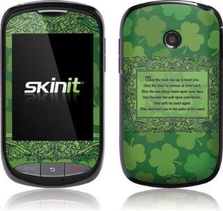 St. Patricks Day   Irish Saying   LG 800G   Skinit Skin: Cell Phones & Accessories