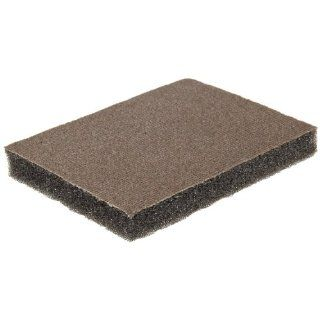 Norton Flexible Abrasive Sponge, Fabric Backing, Silicon Carbide, Grit 60 (Pack of 48) Abrasive Sheets Industrial & Scientific