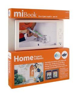 miBook MKHP20 Home Kit Includes Home Projects and Home Repairs Guides Electronics