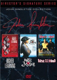 The John Singleton Collection (Boyz N the Hood, Poetic Justice, Higher Learning): Cuba Gooding Jr., Laurence Fishburne, Janet Jackson, Tupac Shakur, Regina King, Joe Torry, Tyra Ferrell, Omar Epps, Kristy Swanson, Michael Rapaport, Hudhail Al Amir, Lloyd A