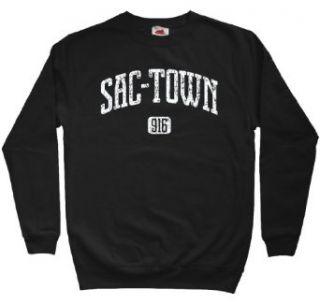 Sac Town 916 Sacramento Men's Sweatshirt by Smash Vintage Clothing