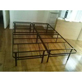 Sleep Master Platform Metal Bed Frame/Mattress Foundation, Full: Home & Kitchen