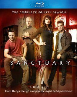 Sanctuary: Season 4 [Blu ray]: Amanda Tapping, Robin Dunne, Christopher Heyerdahl, Ryan Robbins, Agam Darshi, Damian Kindler, Martin Wood: Movies & TV