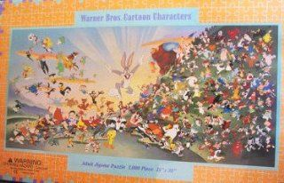 Warner Bros. Cartoon Characters 1000 Piece Puzzle  Other Products
