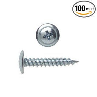 PECO FASTENERS PEC 8X916WHPSPTSZJ 8 x 9/16 Wafer Phillip Sharp Point ***Price per 100***: Sheet Metal Screws: Industrial & Scientific