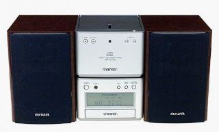 Aiwa XR M75 Compact Stereo System (Discontinued by Manufacturer): Electronics