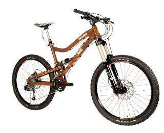 Mongoose Teocali Mega Dual Suspension Mountain Bike   26 Inch Wheels (Large)  Dual Suspension Mountain Bicycles  Sports & Outdoors