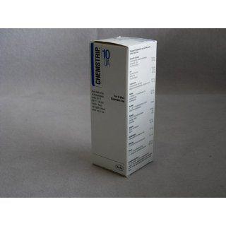 Roche Chemstrip 10UA Urine Test Strips (100 strips) Industrial & Scientific