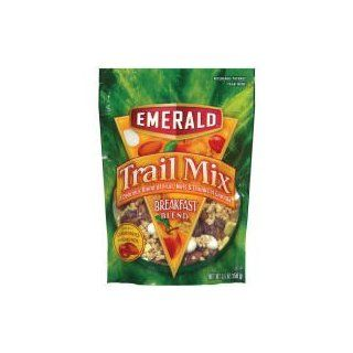 Emerald Breakfast Blend Trail Mix (Case Count: 6 BAGS) (Item Size: 6 OZ) (Case Contains: 36 OZ) : Grocery & Gourmet Food