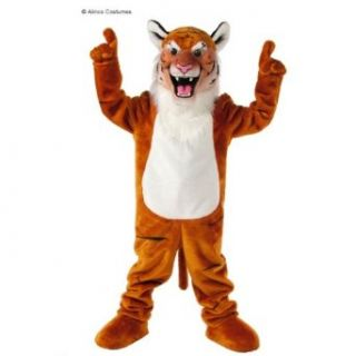 ALINCO Tiger Mascot Costume: Adult Sized Costumes: Clothing
