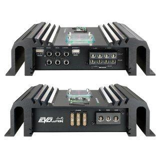Lanzar Evolution EV594   980 Watt 5 Channel Darlington Power Amplifier  Vehicle Multi Channel Amplifiers