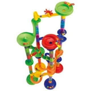 Just Kidz Deluxe Marble Race: Toys & Games