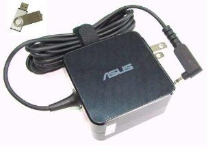 "Bundle:2 items  Adapter&Power Cord /USB Drive; ASUS ADP 45AW A 45W AC Adapter ""Power Supply"" Cord/Charger fit models:Asus VivoBook F201E KX068DU Asus VivoBook F201E KX068H Asus VivoBook F202E Asus VivoBook Q200EAsus VivoBook Q200E BHI3T45 Asu"