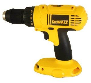 "Dewalt DC970 18V 1/2"" Cordless Drill Driver   Bare Tool"