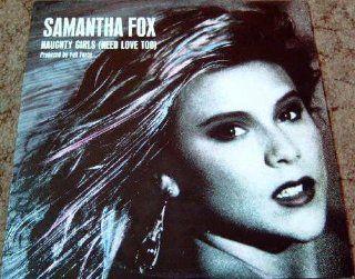 Samantha Fox / Naughty Girls (Need Love Too): Music